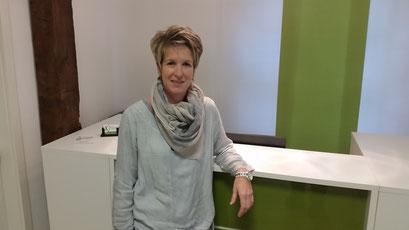 Natalie Tollas - Patientenaufnahme und Terminvergabe