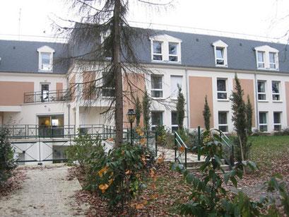 Maison de retraite LA MELOD'HIER - COUBERT (77)