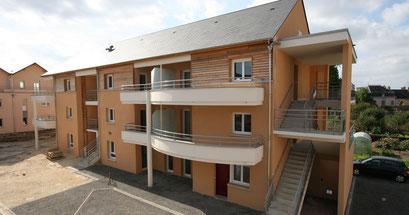 59 logements - AUBIGNY SUR NERE