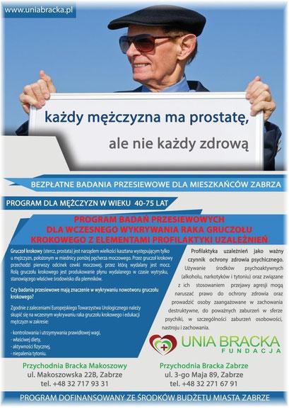 Plakat program profilaktyki