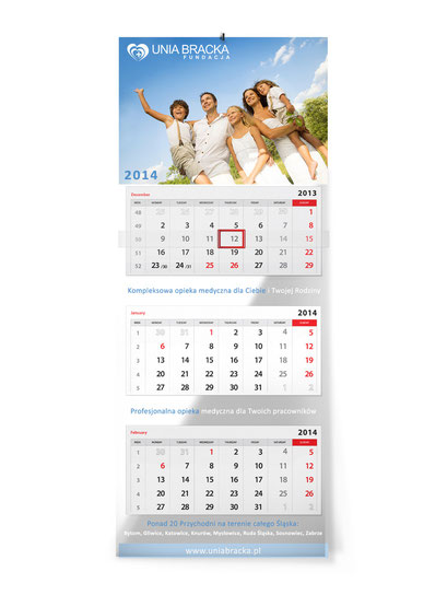 Kalendarz 2014