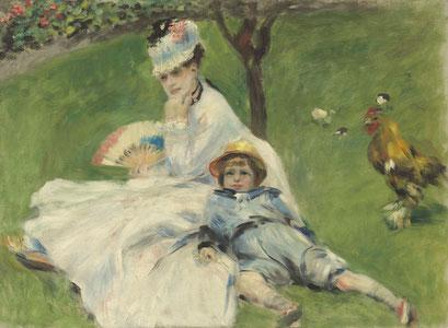 Madame Monet und ihr Sohn
