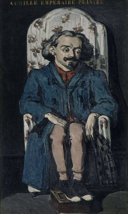 Porträt Achille Emperaire