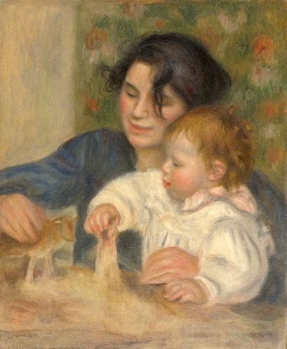 Gabrielle und Jean