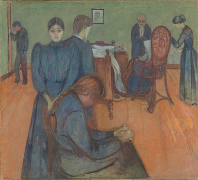 Der Tod im Krankenzimmer I