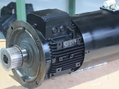 © Reparatur von Drehstrom-Motoren bei Elektromotoren - Reparaturwerk Rock  (Bild 2)