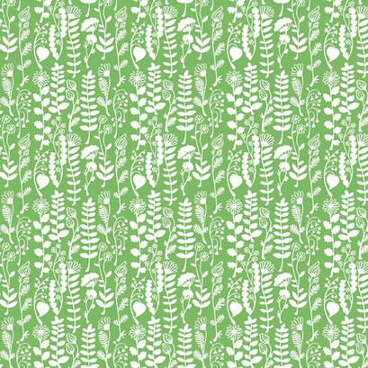 """""""Frühling"""" - Ein Muster, das die Jahreszeit Frühling repräsentiert"""