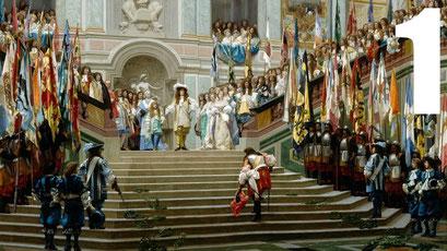Les rois de France à la veille de la Révolution, des monarques absolus