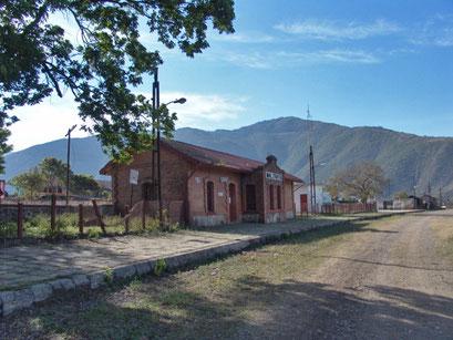 Estación Cumbres, Ver.