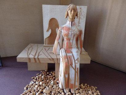 彫刻展示2