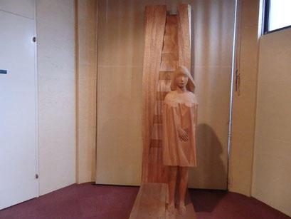彫刻展示3