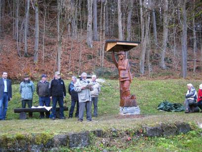 Wünschendorf Erzgebirge Stülpnerstehle Neunzehnhain