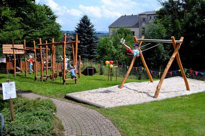 Spielplatz Wünschendorf 2021