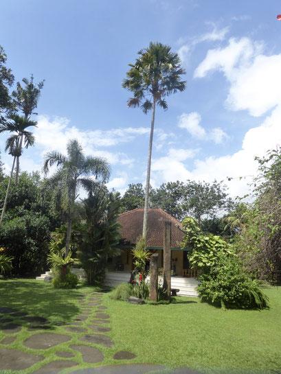 Bild: Der Garten des Künstlers Don Antonio Blanco
