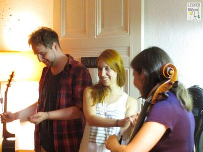 SONA-The Band, NATASHA JAFFE (Cellistin)