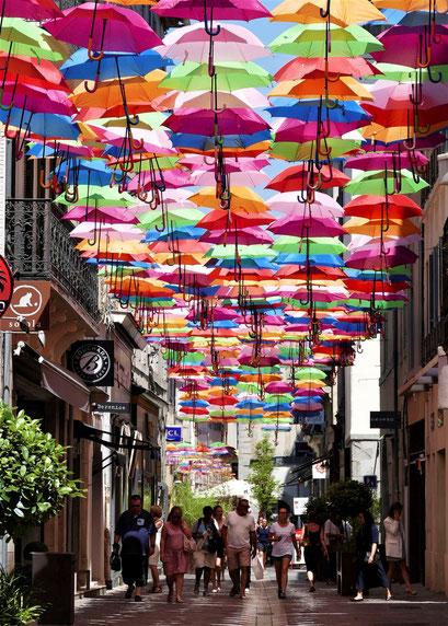 Parapluie de Carcassonne