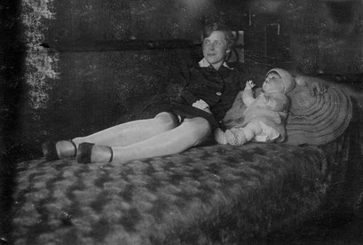 Gertrud Knie in Breslau