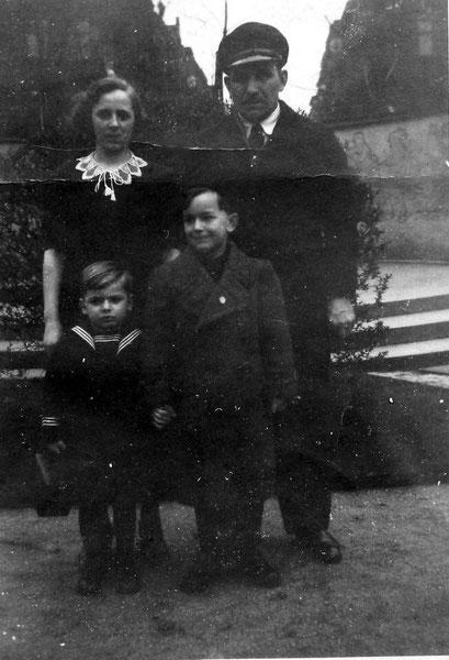 Familie Erich Katterwe
