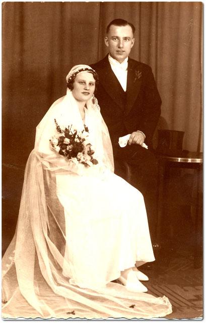 Herbert Katterwe & Erna Felgentreu