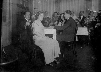 Hochzeit Herbert Katterwe & Erna Felgentreu