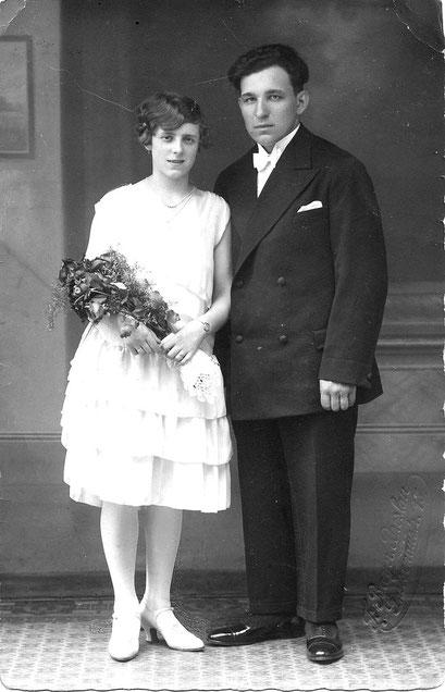 Erich Katterwe & Gerdrud Knie