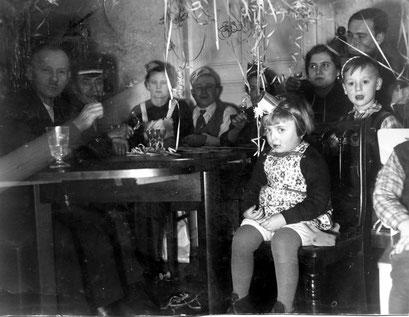 1939/40 Weihnachten in der Matthiasstr.