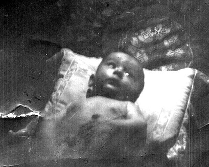 Dietmar Katterwe, 3 Monate alt