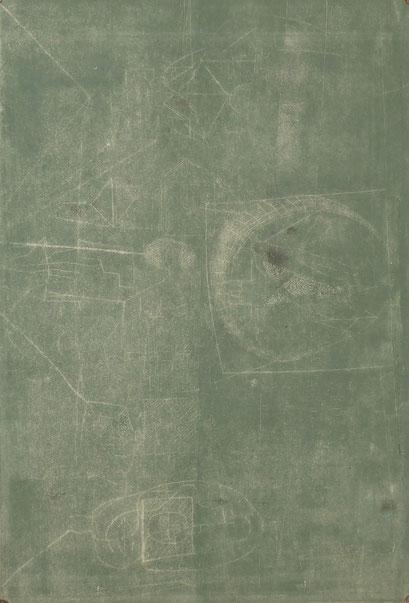 5032 - monotype - 55 x 38 cm