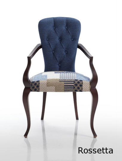 Rossetta modesto navarro silla y sillón clásico