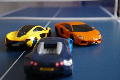 Airfix Quick Build cars