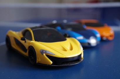 Airfix Quick Build cars2