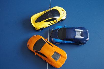Airfix Quick Build cars1