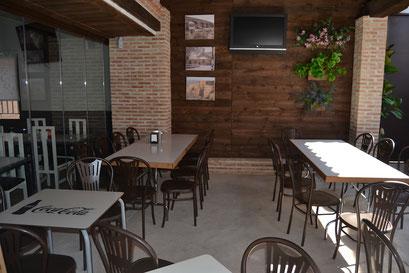 Terraza Español La Pueblanueva C/Estación,7 45690