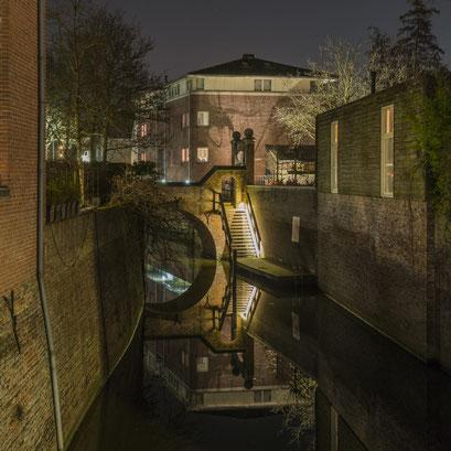 's-Herrtogenbosch 's-avonds