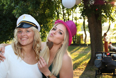 Hochzeitsfeier in Herne mit unserer Photobooth