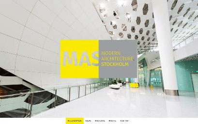 Jimdo Design-Vorlage Stockholm V7
