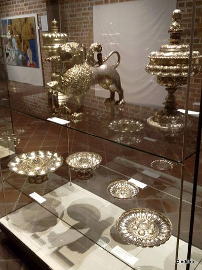 Ausstellung im Gewandhaus