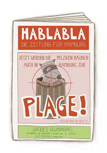 """""""JOLANDA AHOI! Großer Zeh ins kalte Wasser"""" Magellan Verlag 2015"""
