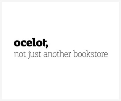 Link to ocelot, not just another bookstore.
