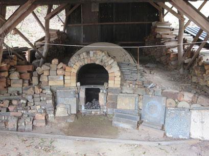 古代式穴窯