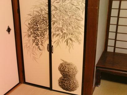 壽聖院 襖絵