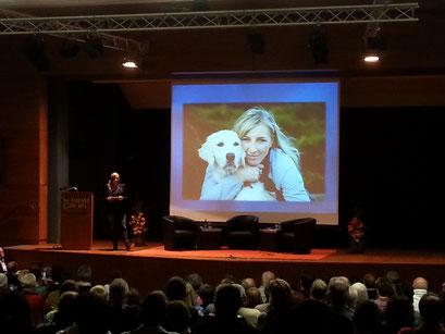 Podiumsdiskussion mit Anni Friesinger