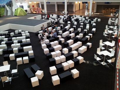 Messe Friedrichshafen - OutDoor 2013