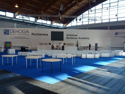 Messe Friedrichshafen - IBO 2013