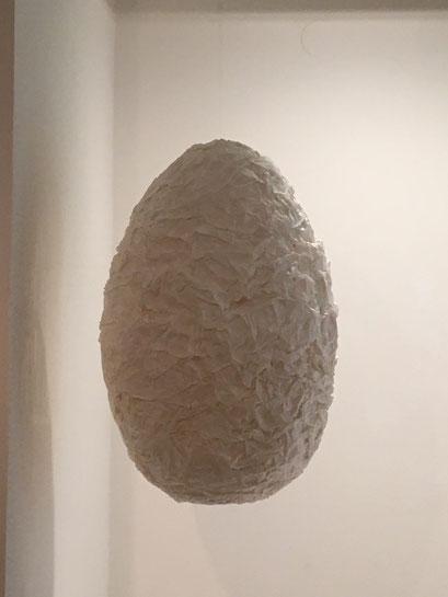 Kokon weißes Seidenpapier  65 cm