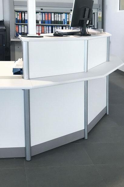 folien-fabrik / Autohaus Poser GmbH / Dekor-Folierung