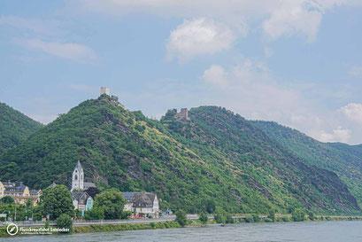 Burg Katz & Burg Maus