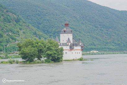 Die Zollburg Pfalzgrafenstein