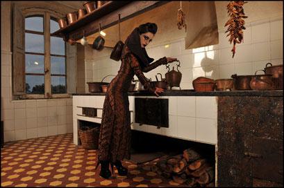 Valentina C. Foto per Gothic Time.com IV SERIE 3