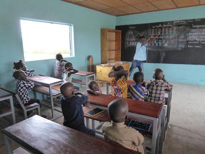 Unterricht in Vorschule, PRIMARSCHULE DYARAMA